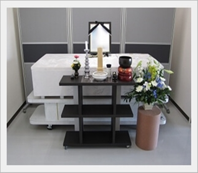 大阪市立北斎場 直葬 2