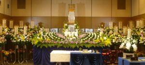 大阪市立北斎場 中式場 祭壇例11
