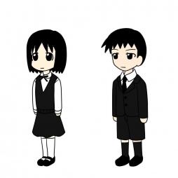子供 葬儀 服装