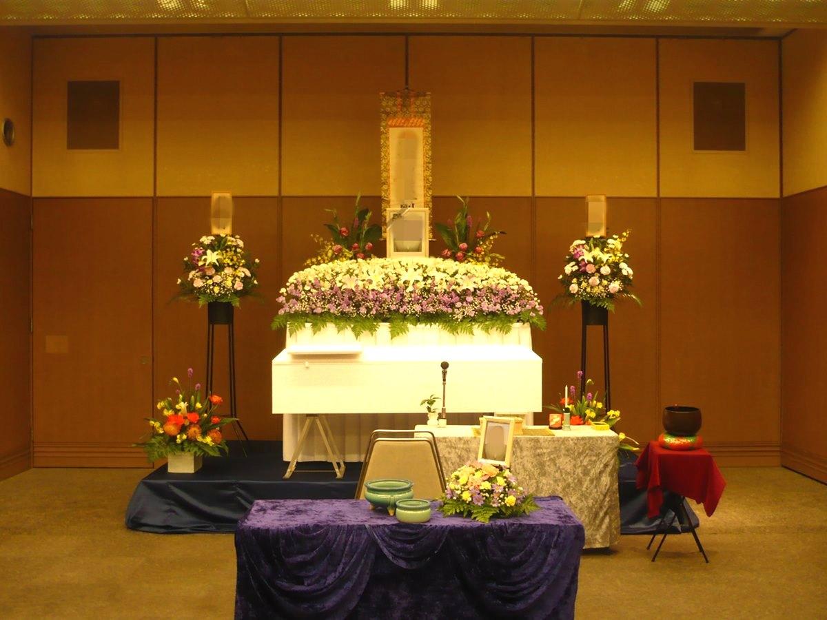 大阪市立北斎場 中式場 家族葬5