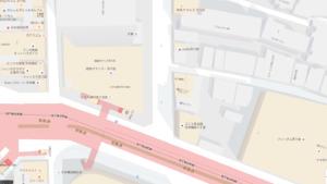 大阪市立北斎場 アクセス7