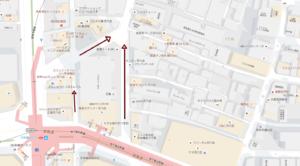 大阪市立北斎場 アクセス6